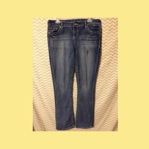 Maurices jeans good condition